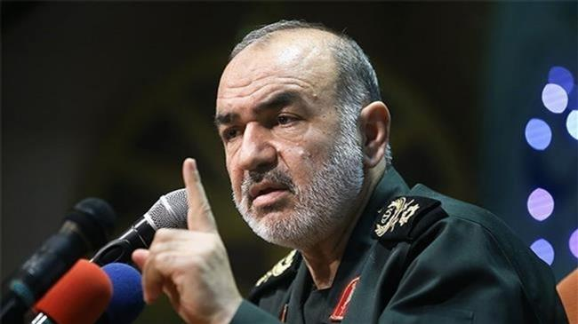 Iran Naval forces have orders to target US vessels if harassed: IRGC chief cmdr.