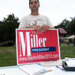 Presidential Rankings Show Merlin Miller Moving Up