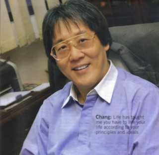 Author, barrister and political advisor Matthias Chang