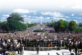 The Million Man March of 1995