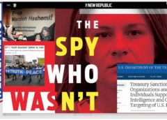 FFWN: Iranian pro-9/11-truth NGO New Horizons: Witch hunted by panicking neocons?