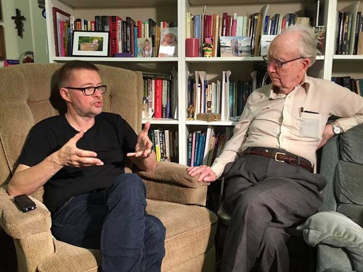 Andre Vltchek and John Cobb, two of the most important voices of the 21st century