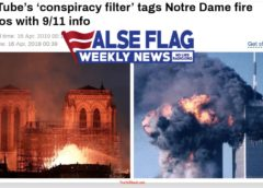 FFWN: Trump vs. Ilhan Omar on 9/11; Notre Dame blaze benefits Macron & NWO
