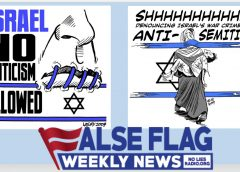 This week in Zionist censorship: NYT, Jeremy Corbyn, Roger Waters, Alain Soral, David Icke, Louis Farrakan, Alex Jones…who's next?