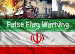 FFWN: Another False Flag to Start a War with Iran?