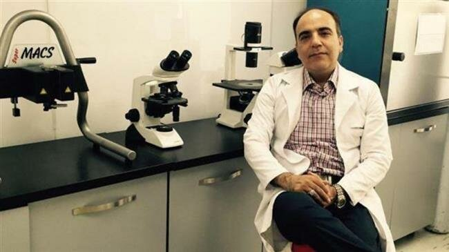 PressTV-US jailing of top scientist 'pressure tool against Iran'