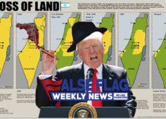 FFWN: Gangster Scumbags Dershowitz, Trump & Bibi Keep Their Underwear On