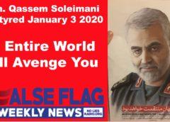 """FFWN: Soleimani Murder New """"Worst Mistake in US History"""""""