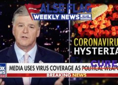 "FFWN: ""Top Secret 9/11-like Coronavirus Response"""