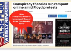 FFWN: Conspiracy theories run rampant amid Floyd protests