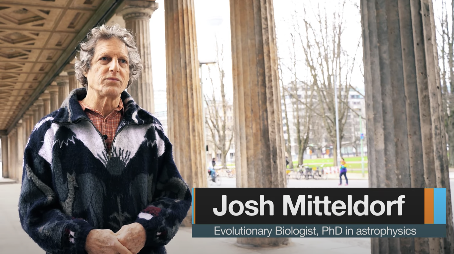 """Scientist Josh Mitteldorf on COVID: """"Here's How We Know We're Being Lied  To"""" – Kevin Barrett"""