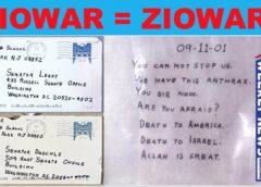 FFWN: 2001 Anthrax Anniversary: BioWar = ZioWar? (with J. Michael Springmann)