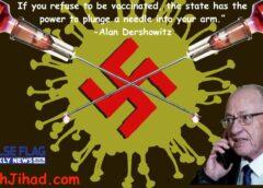 FFWN: Anti-Semitic Anti-Vax Crackpots Refute Ad Hominem Arguments (with Cat McGuire)